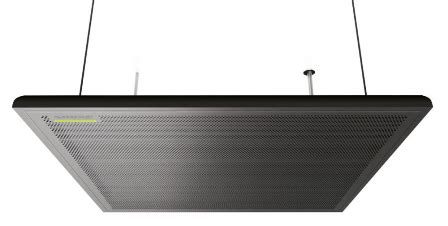 Shure Ceiling Microphone by Shure Mxa910 Ceiling Array Microphone Audio Visual Specialists