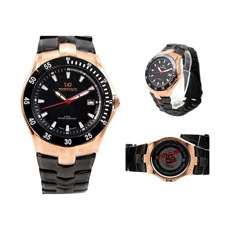 Terlaris Jam Tangan Mirage Original jual mirage original japan technology 7411 brp m jam tangan pria comb black harga