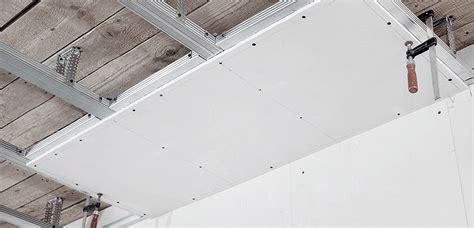 Isoler Un Plafond by Isoler Un Plafond De Sous Sol Isolation Mur Creux
