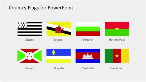 clipart per powerpoint country flags clipart for powerpoint b to c slidemodel