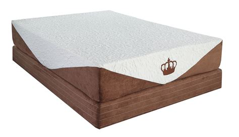 Gel Memory Foam Mattress King by 10 Quot King Coolbreeze Gel Memory Foam Mattress