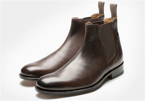 well built style 187 up your shoe the chelsea boot