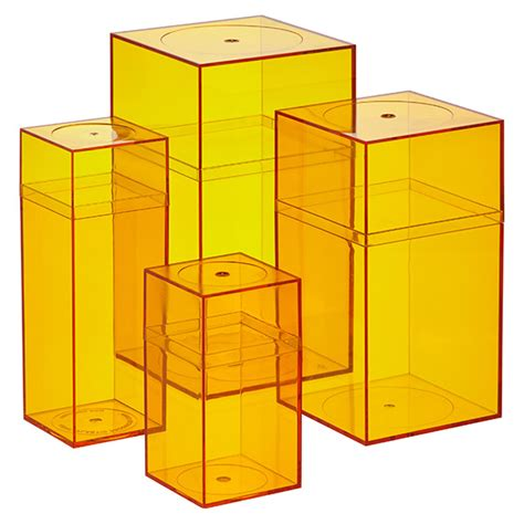 amac boxes yellow amac boxes the container store