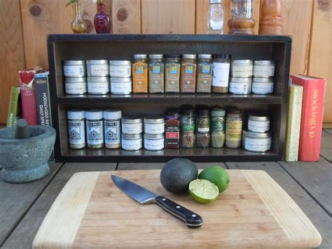 Standing Spice Rack Spice Rack Large Free Standing Spice Rack Made With