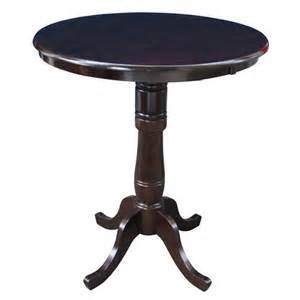 42 inch pub table bellacor 42 in pub table 42 inch