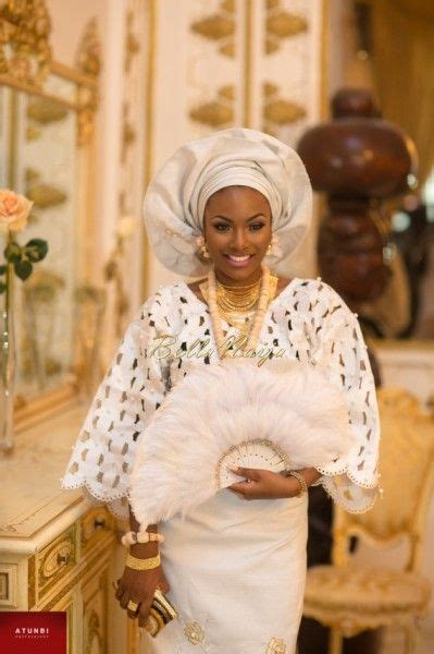 recent wedding hair style in nigeria aso oke designs coordinated for you