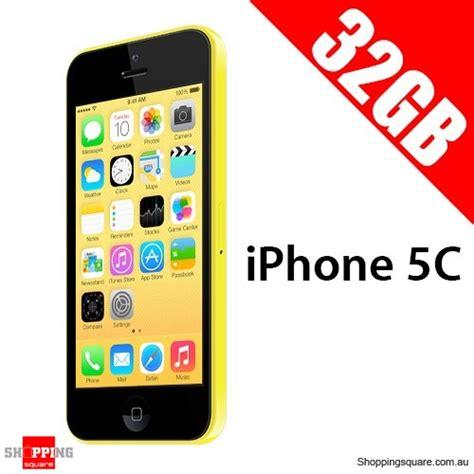 Apple Iphone 5c 32gb Second apple iphone 5c 32gb lte smart phone yellow