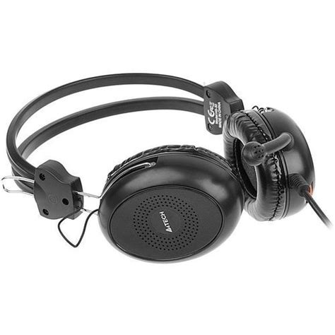 Headset A4 Tech Hs 800 a4 tech hs 30 comfort fit stereo headset black