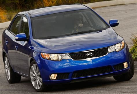 Kia Forte 2009 Price 2010 Kia Forte Price