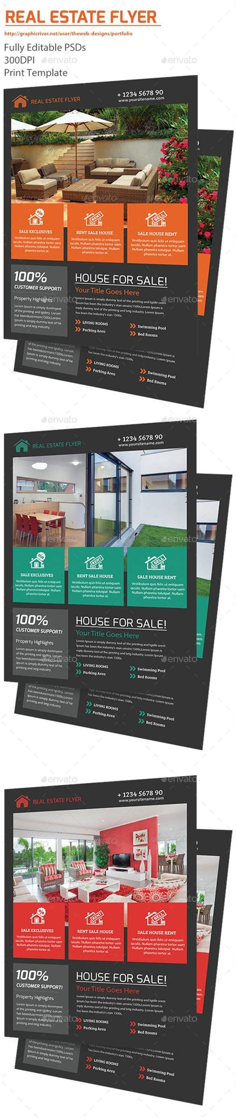 Real Estate Flyer Design Helpful Hints And Marketing Real Estate Marketing Caign Template