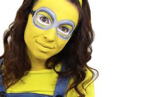 Sights set on a minion fancy dress costume for your next fancy dress