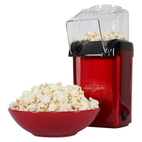 Kitchen Appliances Retro - gourmet gadgetry retro diner popcorn maker iwoot