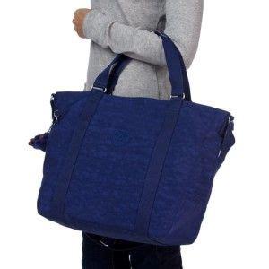 Adara Dusty by Kipling Adara Medium Tote Shoulder Bag Khaki Earth