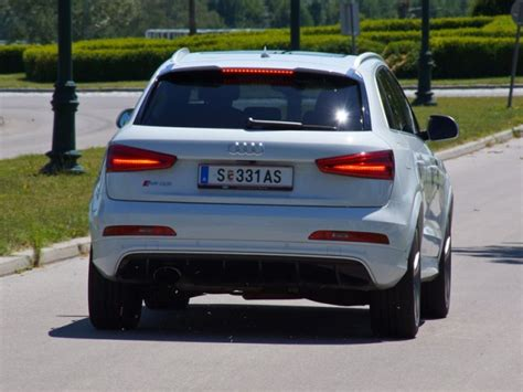 Audi Q3 Testbericht by Audi Rs Q3 Testbericht Auto Motor At
