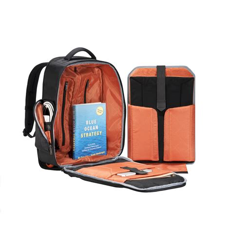 Tas 3in 2 everki atlas wheeled laptop backpack 13 inch to 17 3 inch