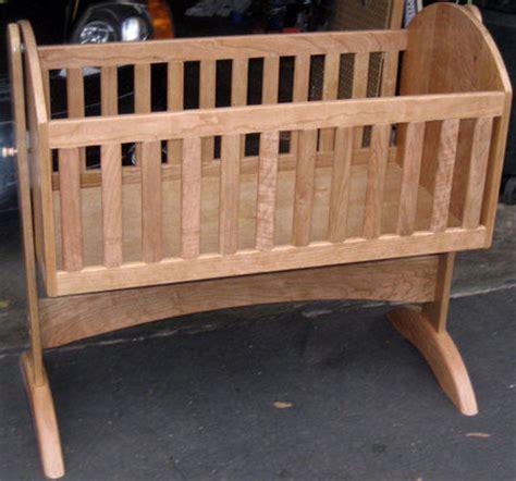 cherry baby cradle  dbriski  lumberjockscom