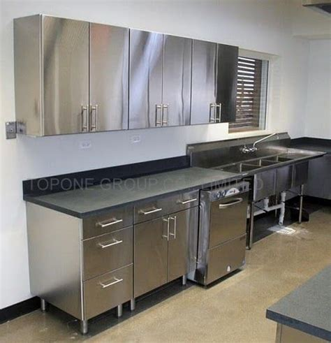 Metal Kitchen Furniture Best 25 Metal Kitchen Cabinets Ideas On Pinterest Stainless Steel Kitchen Cabinets Stainless