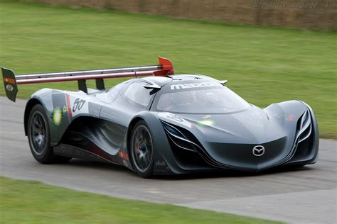 2008 Mazda Furai Concept   Images, Specifications and