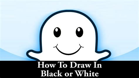 how to doodle in snapchat how to draw in black or white on snapchat more colours