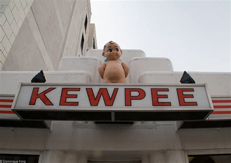 kewpee in lima ohio photo friday the kewpies at kewpee in lima ohio
