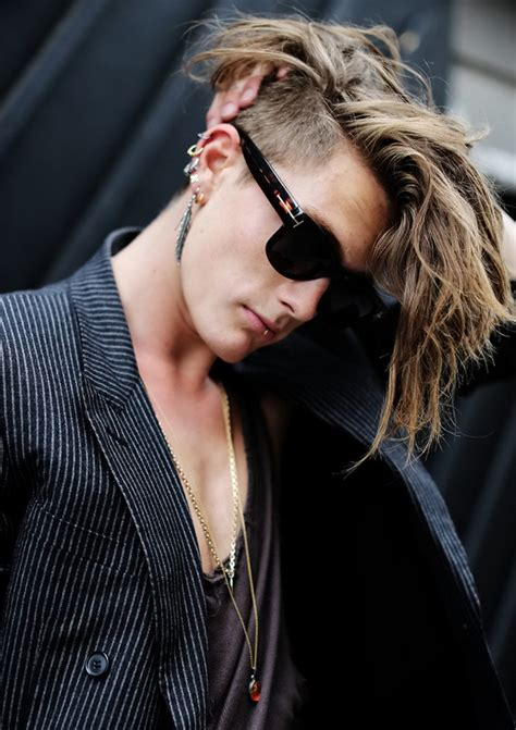 mens undercut hairstyles for long hair mens hair now trending element hair