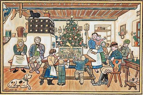 e la lada magica josef lada uno de los s 237 mbolos de la navidad checa
