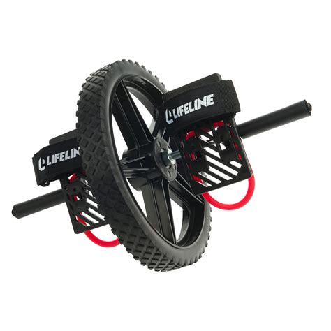 Exercise Power Wheel lifeline power wheel exercise equipment