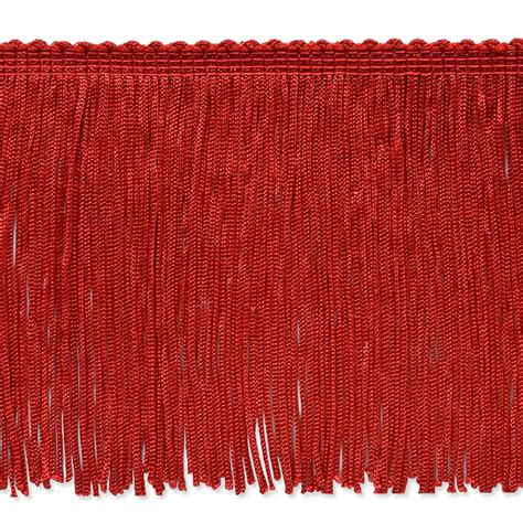 Upholstery Fringe Trim by 4 Quot Stretch Chainette Fringe Trim Discount Designer