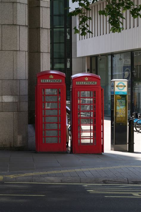 Get A Duran Duran Telephone Box by Free Images Road City Downtown Color