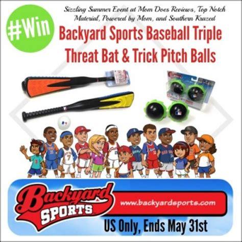 Backyard Baseball 2015 Win Backyard Sports Baseball Threat Bat Trick