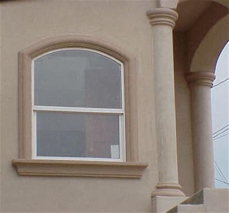 Styrofoam Stucco Trim Stucco Window Molding Home And Design
