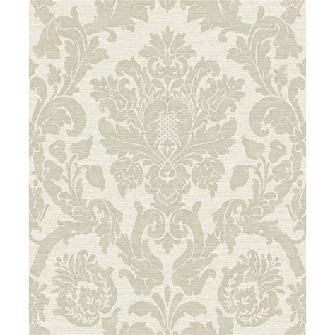kensington wallpaper grey kensington cream taupe damask wallpaper gold label by