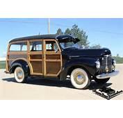 The Amazo Effect 1948 International KB 1 Woody Wagon  Oddy