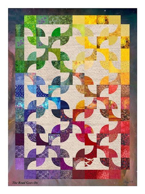 drunkards path pattern quilt variations 37 best images about quilts drunkard s path variations