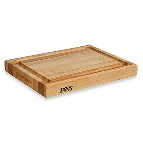 boos cutting board buy boos reversible 20 inch x 15 inch maple cutting board from bed bath beyond