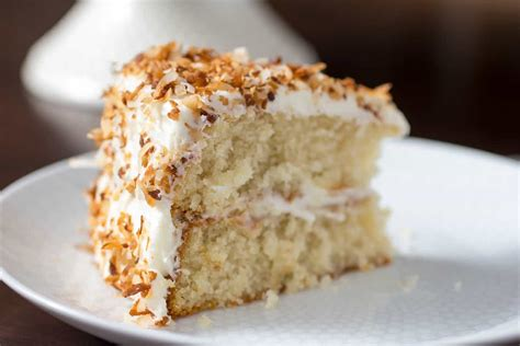 coconut cake made easy toasted coconut cake recipe 187 or whatever you do