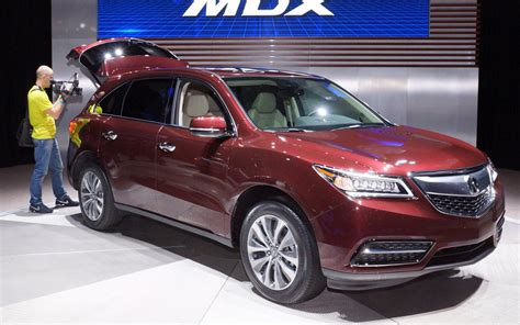 first acura 2014 acura mdx first look photo gallery motor trend