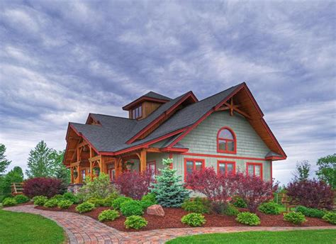 adirondack home plans eastern adirondack home and design