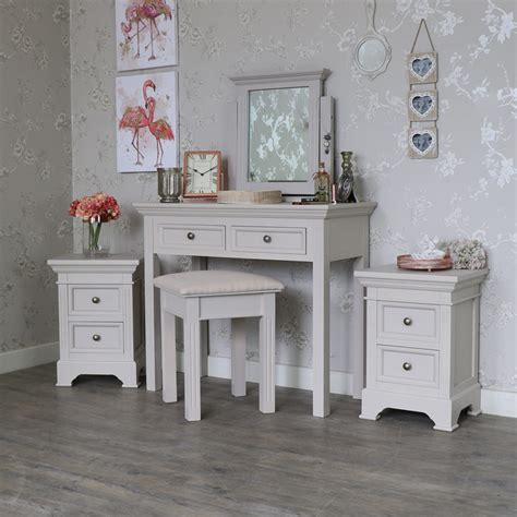 bedroom furniture sets with dressing table daventry range furniture bundle pair of bedside tables