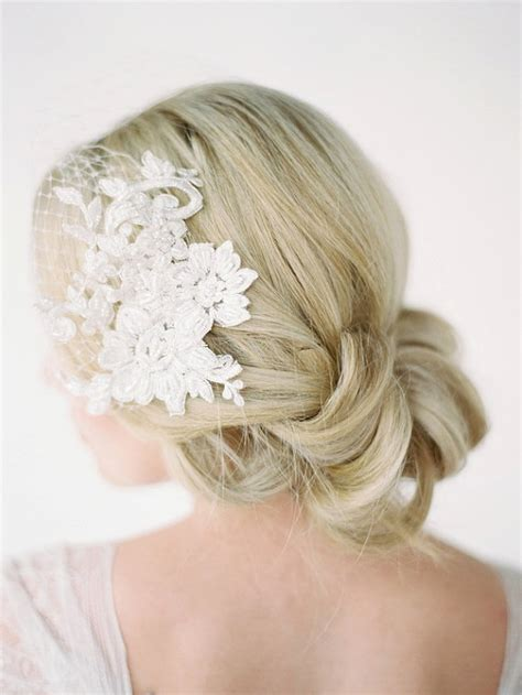 Vintage Wedding Hairstyles With Veil by Vintage Wedding Hairstyles With Birdcage Veil Www Imgkid
