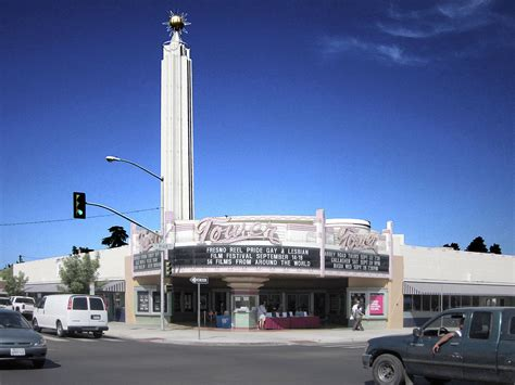 Fresno Search Tower Theatre Fresno California