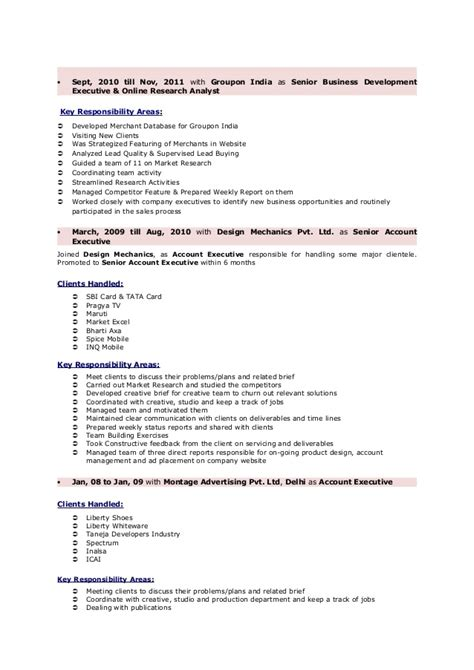 Groupon Resume by Groupon Resume Resume Templates