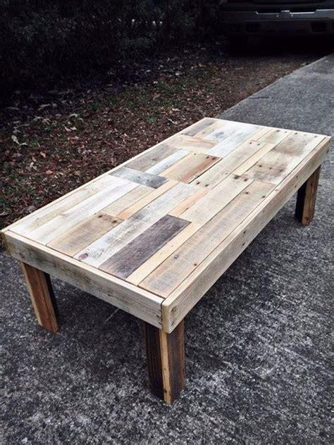 vintage pallet coffee table 12 diy antique wood pallet coffee table ideas diy and