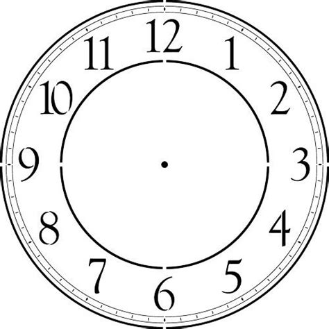 printable new years eve clock 1000 images about часы on pinterest clock face