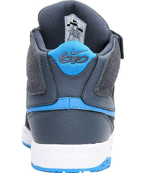Nike 6 0 Air Mogan nike 6 0 air mogan mid 2 grey imperial blue white shoes