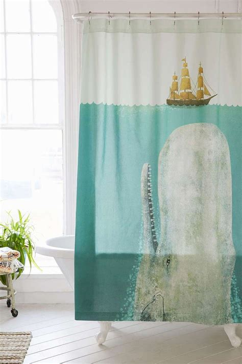 shower curtain whale 25 best ideas about shower curtain art on pinterest