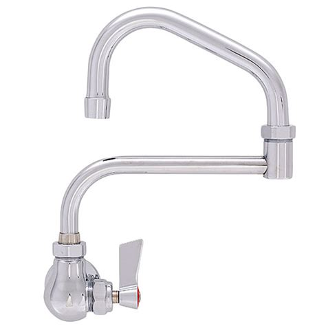 fisher 19933 backsplash mounted faucet with 13 quot