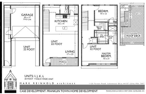 home plans ohio townhomes downtown cleveland ohio city floor plans