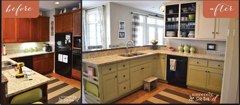 chalk paint for kitchen cabinets painting kitchen cabinets with chalk paint update