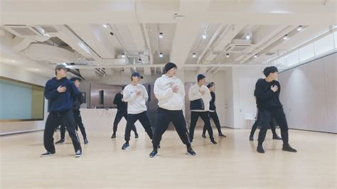 exo electric kiss dance practice dance practice video for exo cbx s new title track